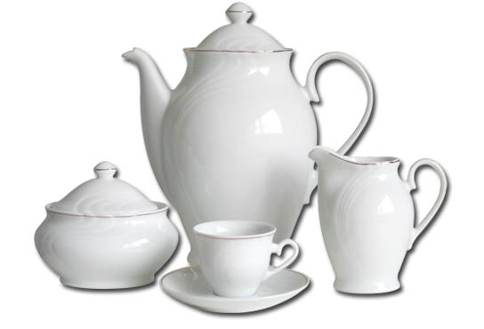 34 TRADITIONAL COFFEE SET