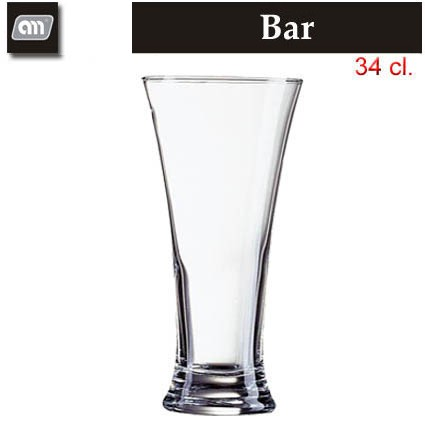GLASS 34 CL BEER PRINCIPE 3142 34
